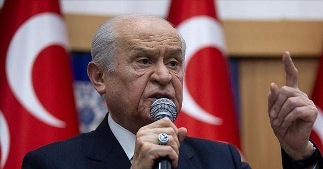 MHP Genel Başkanı Bahçeli'den 'Muharrem İnce' açıklaması