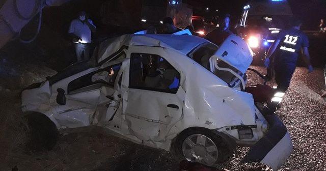 Milas'ta zincirleme trafik kazası: 3 yaralı