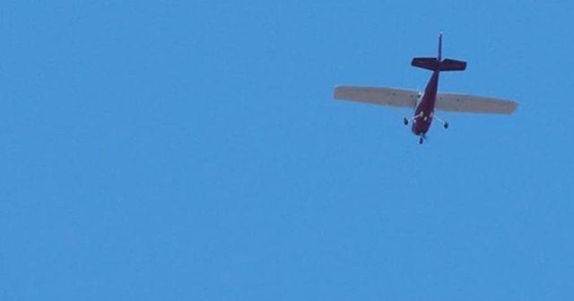 Mısır'da uçak düştü: 2 pilot hayatını kaybetti