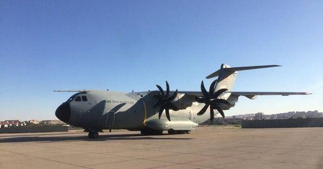 MSB: 'Lübnan'a uzanacak yardım eli için hazırlıklara başladı'Türkiye'den Lübnan'a gidecek yardım uçağı hazırlanıyor