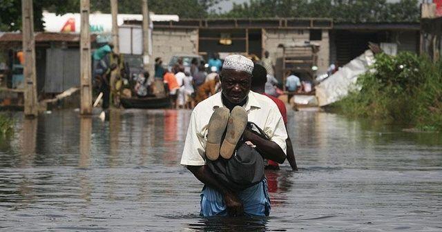 Nijerya'da sel felaketinde ölenlerin sayısı 30'a çıktı