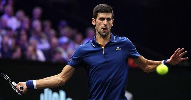 Novak Djokovic, ABD Açık'a katılacak