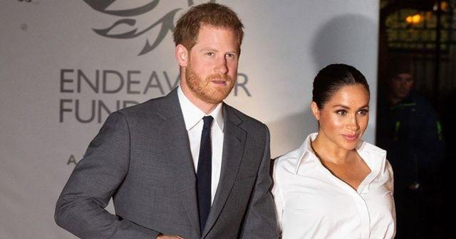 Prens Harry ve eşi Megan Markle, Kaliforniya'ya yerleşti