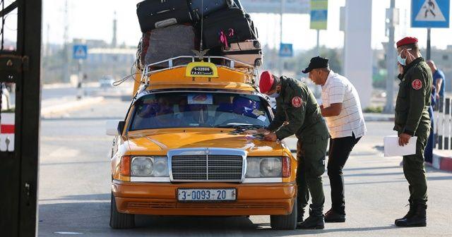 Refah Sınır Kapısı, 3 günlüğüne açıldı