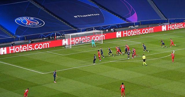 Şampiyonlar Ligi Finali: Paris SG: 0 - Bayern Münih: 0 (İlk Yarı)