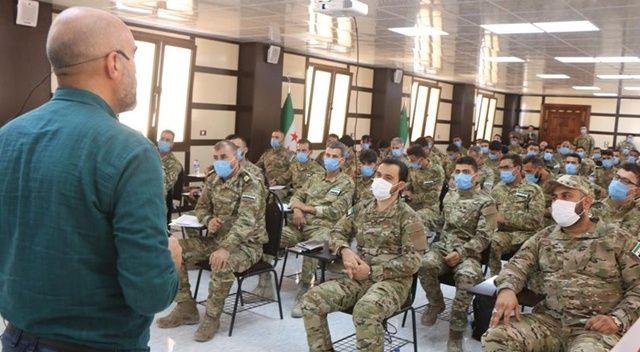 SMO askerlerine uluslararası insan hakları ve hukuk eğitimi