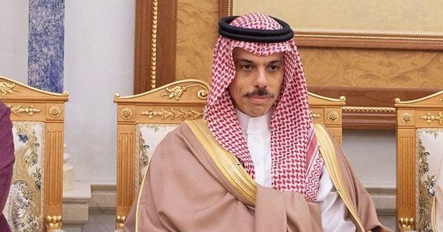 Suudi Arabistan Dışişleri Bakanı'ndan Kıbrıs Rum kesimine ziyaret