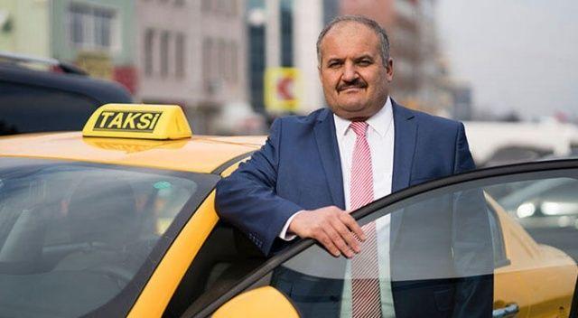 Taksici yüksek puanla müşterisini kapacak