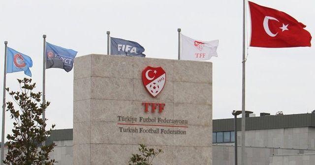 TFF tüm ligleri tescilledi