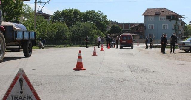 Tokat'ta 1 mahalle karantina altına alındı