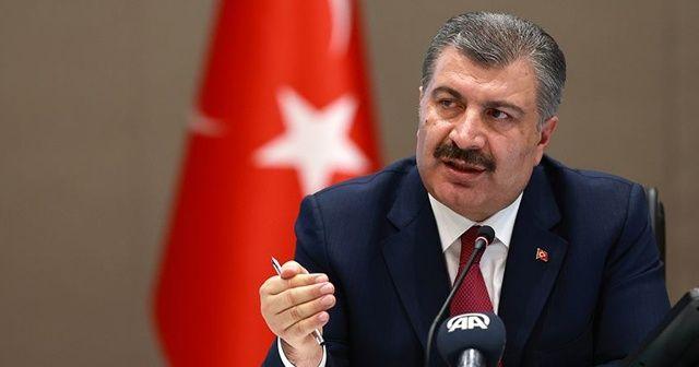 Türkiye'de koronavirüste son durum: Bin 172 yeni vaka, 16 can kaybı