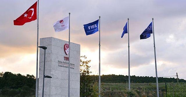 Türkiye Futbol Federasyonu'nda yeni görevlendirmeler