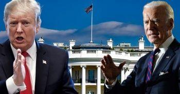 ABD'deki başkanlık yarışını anketlerde Biden önde götürüyor