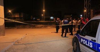 Adana'da müstakil evin damına EYP atıldı