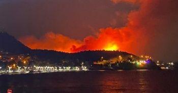 Ahmetbeyli'deki yangında sabotaj ihtimali