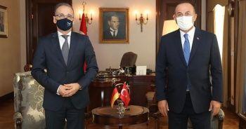 Alman Bakan Maas'tan Türkiye'de Doğu Akdeniz açıklaması