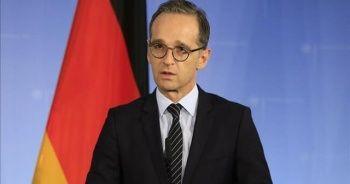 Almanya Dışişleri Bakanı Maas, Türkiye'yi ziyaret edecek