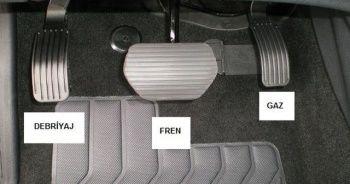 Araba nasıl kullanılır - Manuel araç nasıl kullanılır, Araç nasıl hareket ettirilir