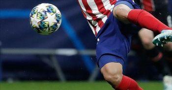 Atletico Madrid'de iki kişinin koronavirüs testi pozitif çıktı
