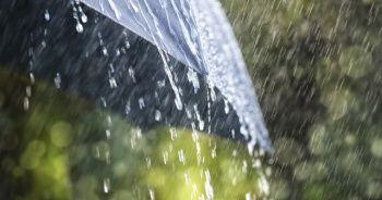 Aydın'da için kuvvetli yağış uyarısı