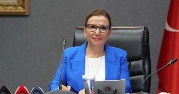 Bakan Pekcan: Proje ve desteklerimizle son 1 yılda kadın esnaf sayımız 33 bin arttı