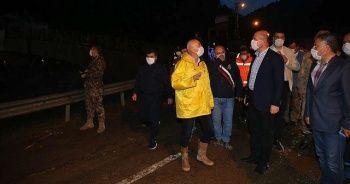 Bakan Soylu: Giresun'da 3 kişinin cansız bedenine ulaştık