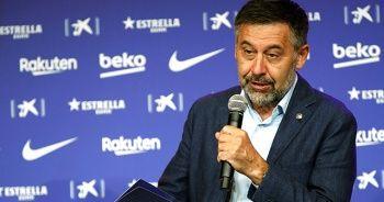 Barcelona Başkanı Bartomeu'nun istifa kararı aldığı iddia edildi