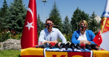 Bayram Bektaş resmen Kayserispor'da