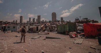 Beyrut Limanı'nda 2 kişinin daha cesedine ulaşıldı