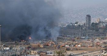Beyrut'taki patlamada gözaltı sayısı 19'a yükseldi