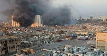 Beyrut'taki patlamaya yönelik 16 kişi gözaltına alındı