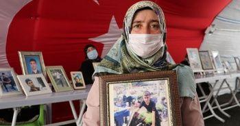 Diyarbakır annelerinden Ay: Çocuğumu almadan gitmeyeceğim