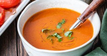 Domates çorbası nasıl yapılır/ Pratik kolay domates çorbası tarifi