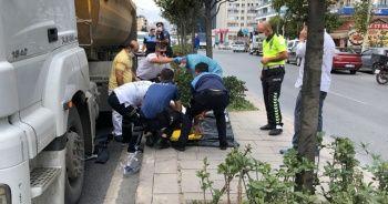 Esenyurt'ta hafriyat kamyonu dehşeti: 1 ölü