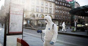 Fransa'da Kovid-19'dan ölenlerin sayısı 30 bin 312'ye yükseldi