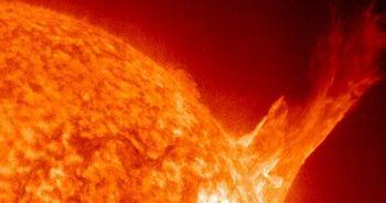 Güneş patlaması nedir / Güneş patlaması nasıl olur / Güneş patlamasının dünyaya etkileri