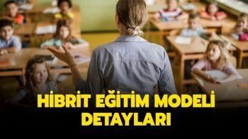 Hibrit eğitim nedir? Hibrit Eğitim Modeli Nedir?