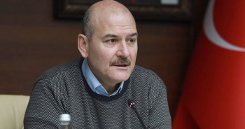 İçişleri Bakanı Soylu'dan Bitlis'teki depreme ilişkin açıklama