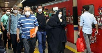 İran'da Kovid-19 nedeniyle son 24 saatte 212 kişi hayatını kaybetti
