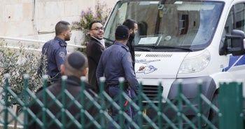 İsrail mahkemesinden Kudüs Valisi Gays'ı serbest bırakma kararı