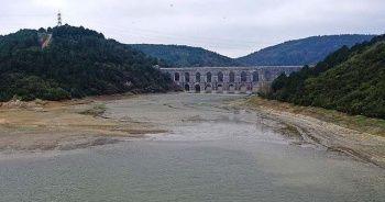 İstanbul barajlarının doluluk oranında sert düşüş