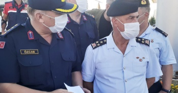 """Jandarma Genel Komutanı: """"Covid-19 ile mücadele Türkiye'de son derece iyi durumda"""""""