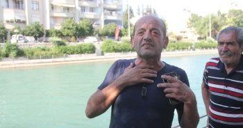 Kahraman kebapçı, iki çocuğu boğulmaktan kurtardı