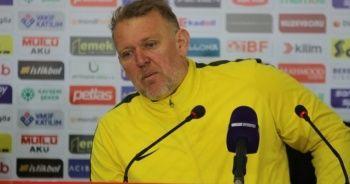 Kayserispor'da Prosenecki gitti, Lung kaldı