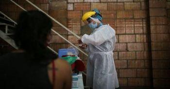 Korona virüs vaka sayısı 20 milyona yaklaştı