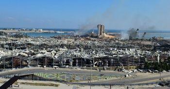 Lübnan: Patlamanın sonuçlarıyla mücadele edecek ekonomik gücümüz yok