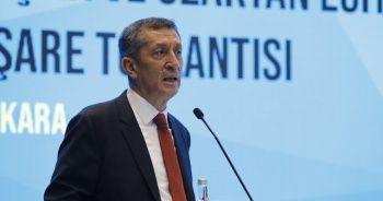 Milli Eğitim Bakanı Selçuk: Önümüzde bir yol var ve bu yolun nasıl yürünmesi gerektiğine dair hayallerimiz var