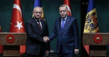 Moldova'dan Kovid-19 desteği nedeniyle Türkiye'ye teşekkür