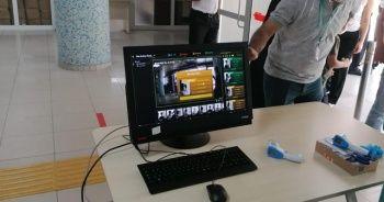 Okullarda termal kamera hareketliliği