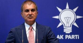 Ömer Çelik'ten Biden'a tepki: Türkiye'nin demokratik iradesine karşı bir saldırıdır
